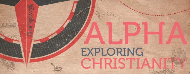 Alpha: Exploring Christianity