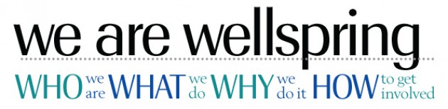 We Are Wellspring
